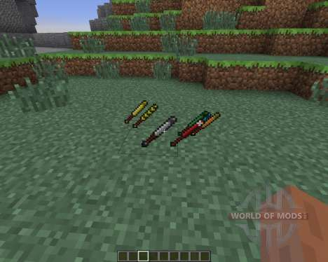 Smash Bats для Minecraft
