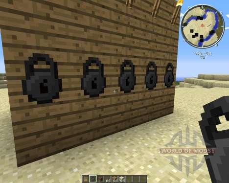 MC Lock для Minecraft