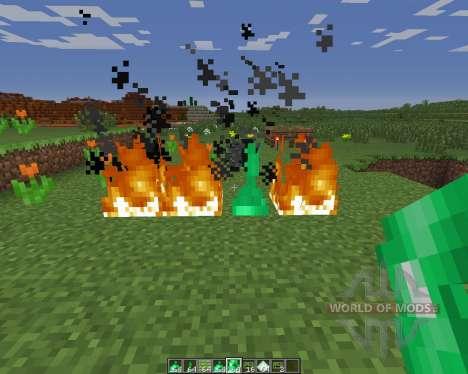Floocraft для Minecraft