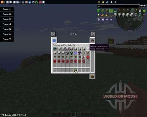Enhanced Portals 3 для Minecraft