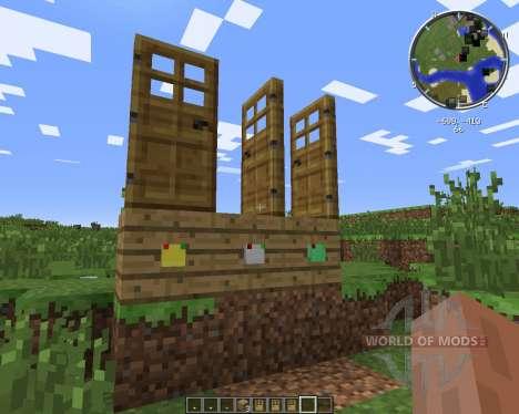 Switches Continued для Minecraft