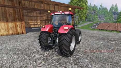 Case IH Puma CVX 200 v1.3 для Farming Simulator 2015