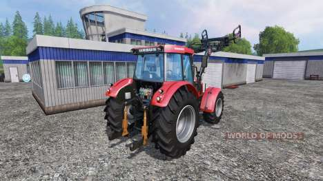 Ursus 15014 FL v1.1 для Farming Simulator 2015
