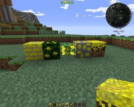 Lemon Land для Minecraft