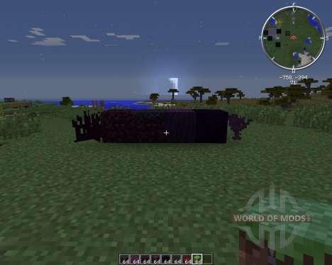 Dark Nature для Minecraft