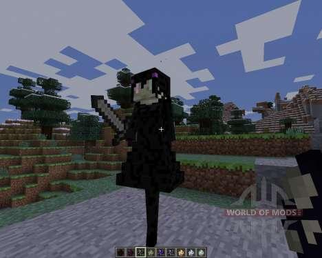 Monster Girl для Minecraft