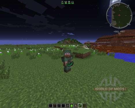 The Infinite Adventure для Minecraft