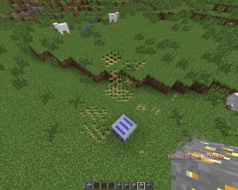 Ore Sniffer для Minecraft