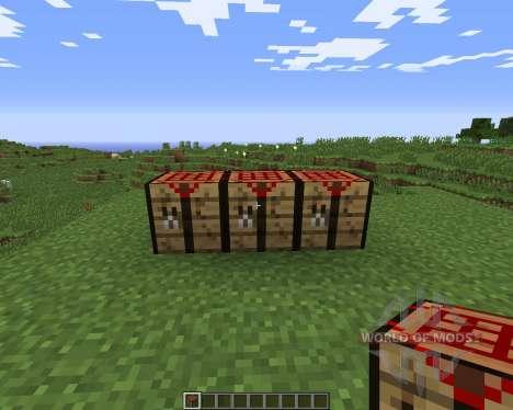 Easy Crafting для Minecraft