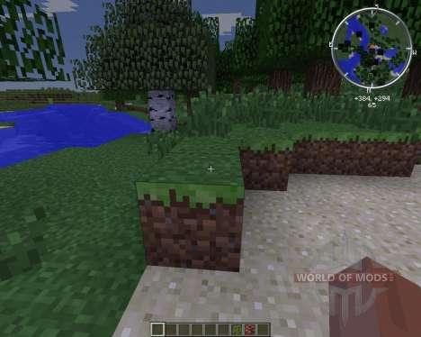 RunUp для Minecraft