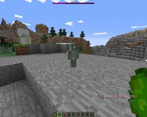 TitanCraft для Minecraft