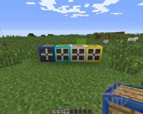 Fans для Minecraft