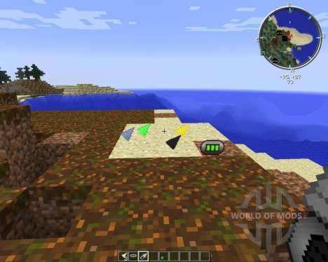 Super Multi-Drills для Minecraft