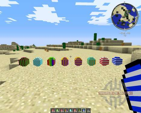 EasterEgg для Minecraft