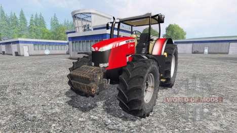Massey Ferguson 8690 для Farming Simulator 2015