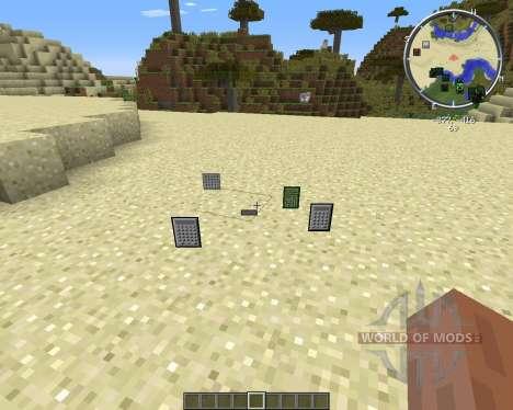 Calculus для Minecraft
