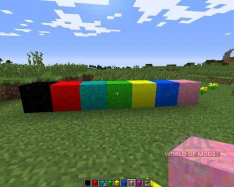 Flowercraft для Minecraft