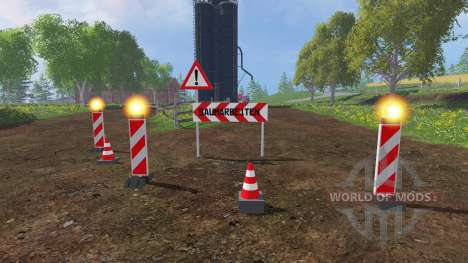 Мини-мод пак для Farming Simulator 2015
