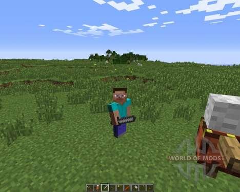Balkons Weapon для Minecraft