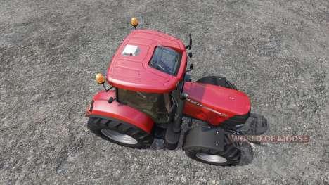 Case IH Puma 230 CVX v1.5 для Farming Simulator 2015