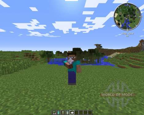 EnderFarm для Minecraft