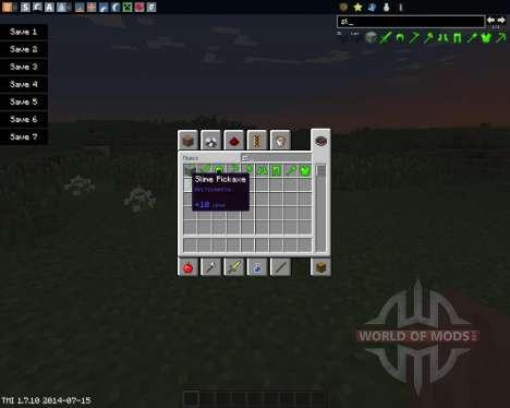 Better Slime для Minecraft