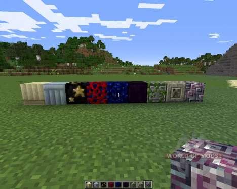 Chisel для Minecraft