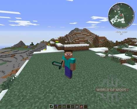 Invasion для Minecraft
