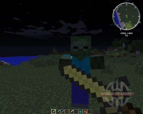 Gladius - Combat Evolved для Minecraft