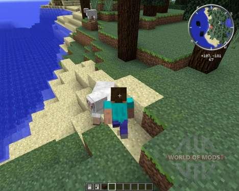 OcoMod для Minecraft