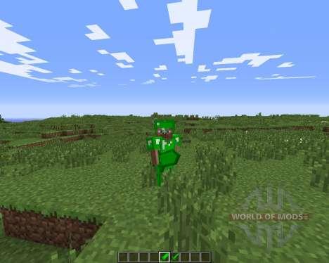 Emerald для Minecraft