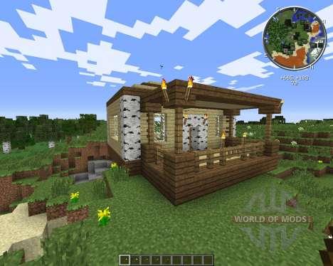 Instant Blocks для Minecraft