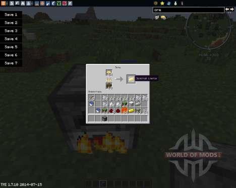 Better Ore Fortune для Minecraft