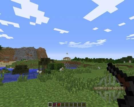 The Guns N Stuff для Minecraft