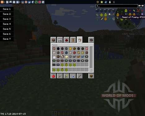 Growing Flowers для Minecraft