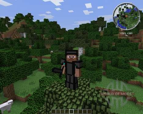 DarkIron для Minecraft