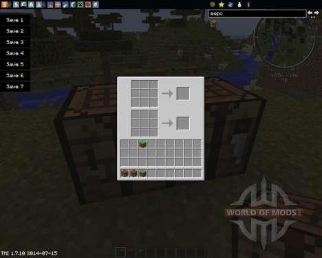 DualCraft для Minecraft