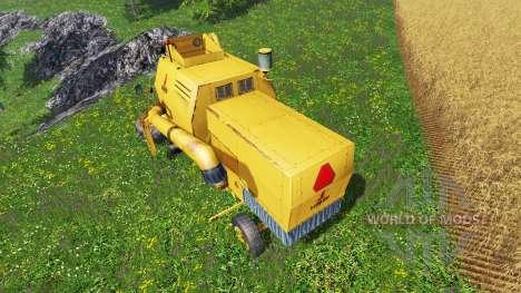 Lizard 7210 broken для Farming Simulator 2015
