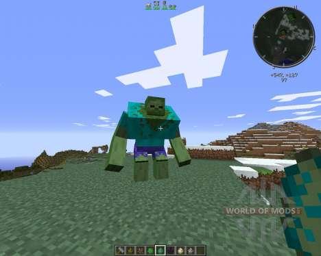 Mutant Creatures для Minecraft