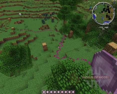 Magic Yarn для Minecraft