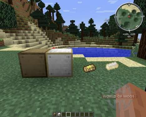 Betal Toash для Minecraft