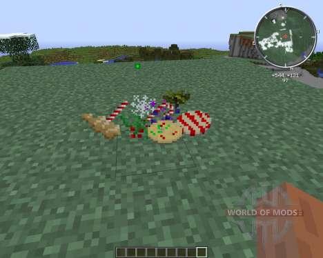 Christmas Festivities для Minecraft