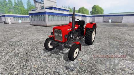Ursus C-330 v1.1 red для Farming Simulator 2015