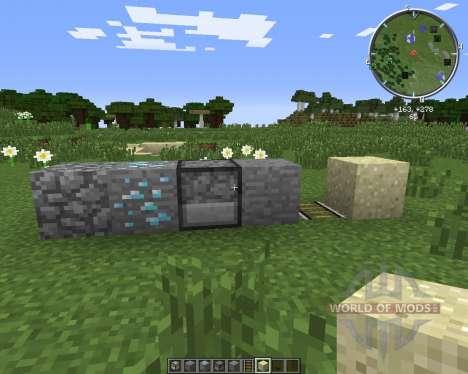 SecurityCraft для Minecraft
