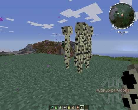 Ore Endermen для Minecraft
