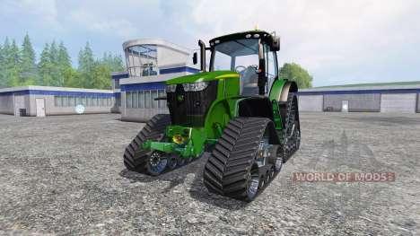 John Deere 7310R Quadtrac для Farming Simulator 2015