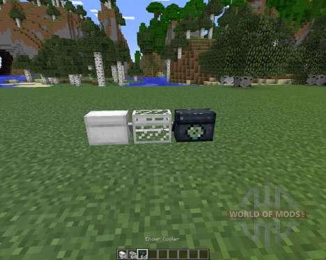 Coolers для Minecraft