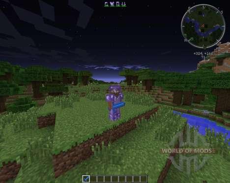 Never Say Nether для Minecraft