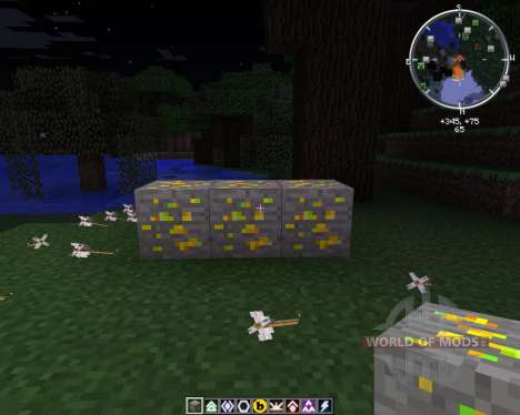 Blur для Minecraft