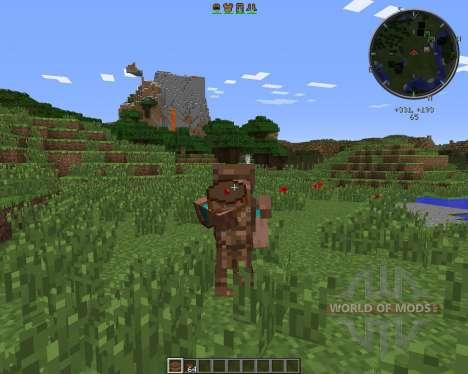 Chocolate Minecraft для Minecraft